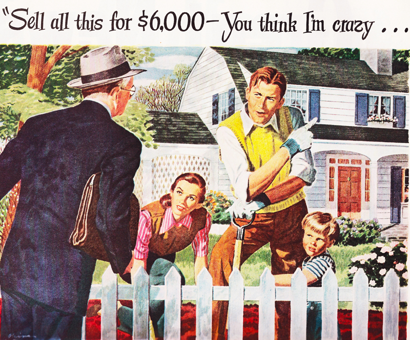 Suburbia For Sale Envisioning The American Dream