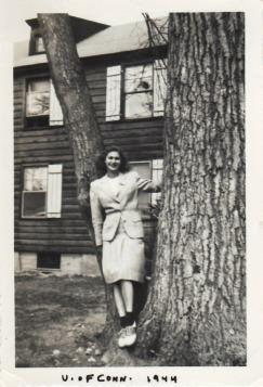 College student 1944