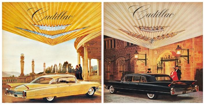 Vintage ad 1960 Cadillac