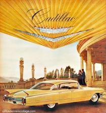 car cadillac 1960s