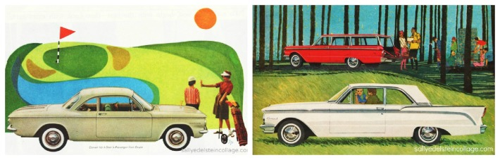 vintage car ads 1960 compact cars
