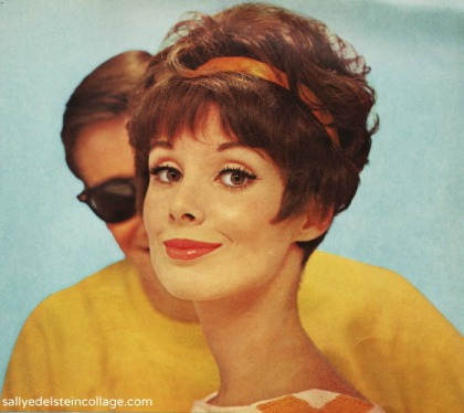 vintage woman 1960s