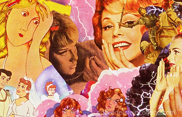 Collage by Sally Edelstein