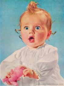photo 1950s baby