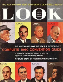 photos magazine cover 1960 presidential candidates