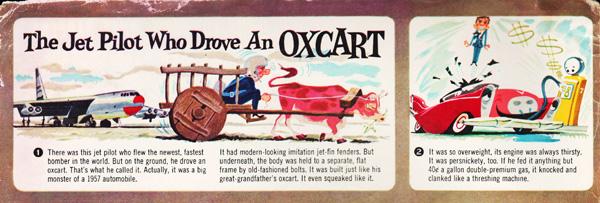 Vintage Car Ads Rambler 1957