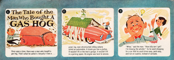 Vintage Car Ads Rambler 1957