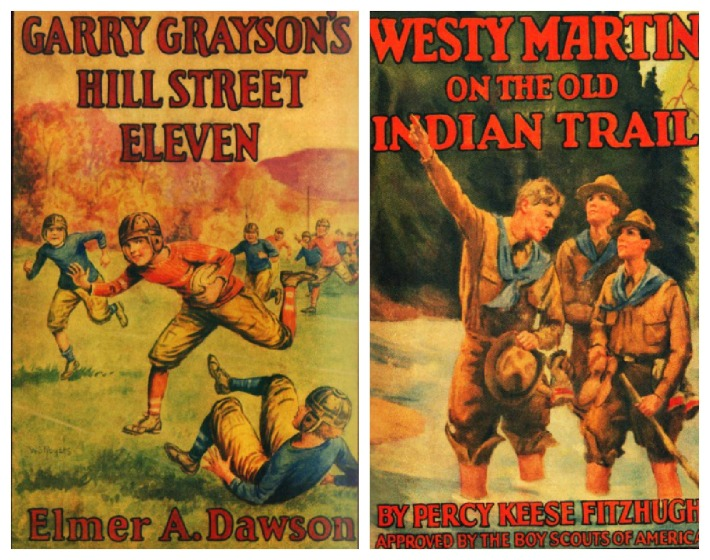 vintage childrens books gary grayson westy martin