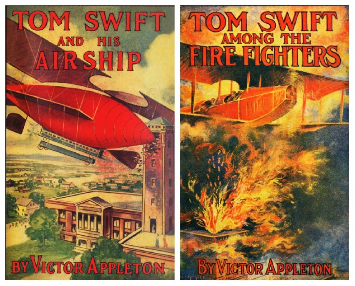 books tom swift