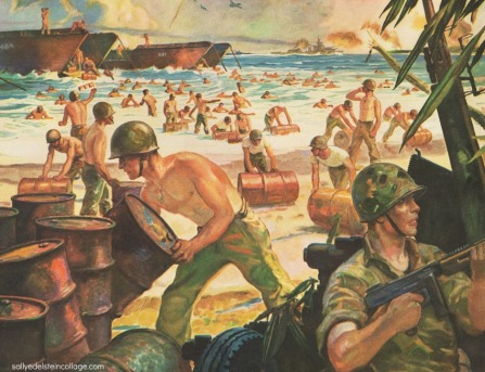 WWII Pacific Islands