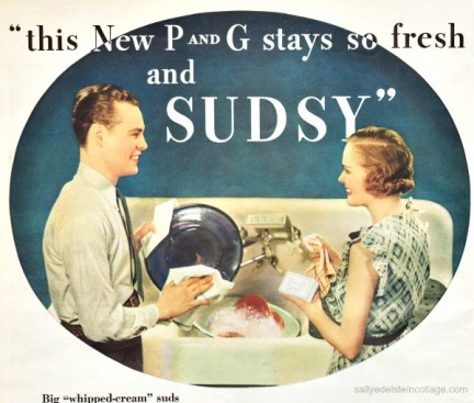 Vintage Ad 1934 P&G Soap