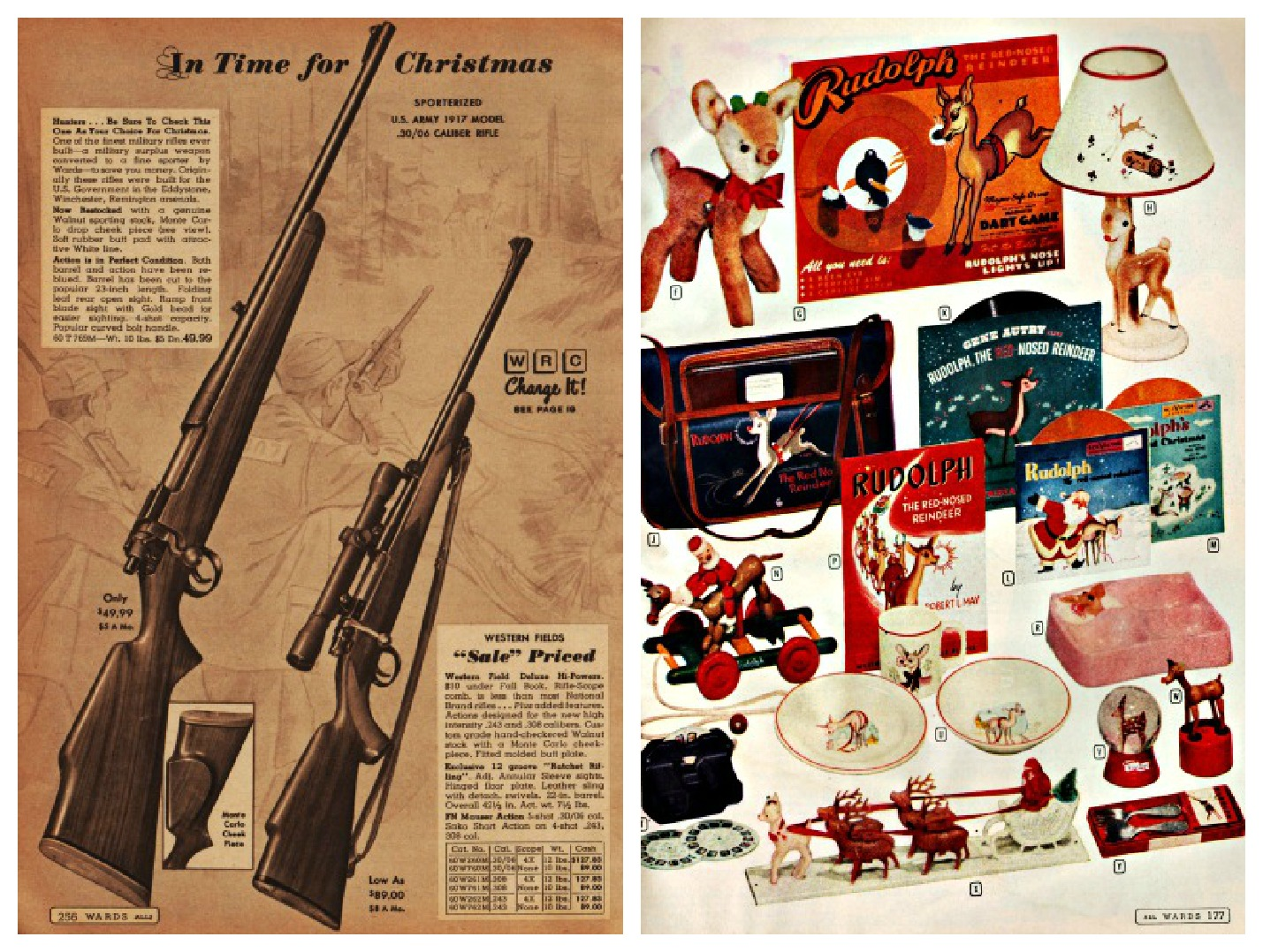 Mail Order Madness…Gifts and Guns Galore | Envisioning The ...