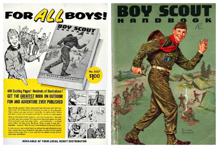Boy Scout Handbook1962