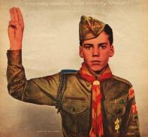 Boy Scout Oath 1960