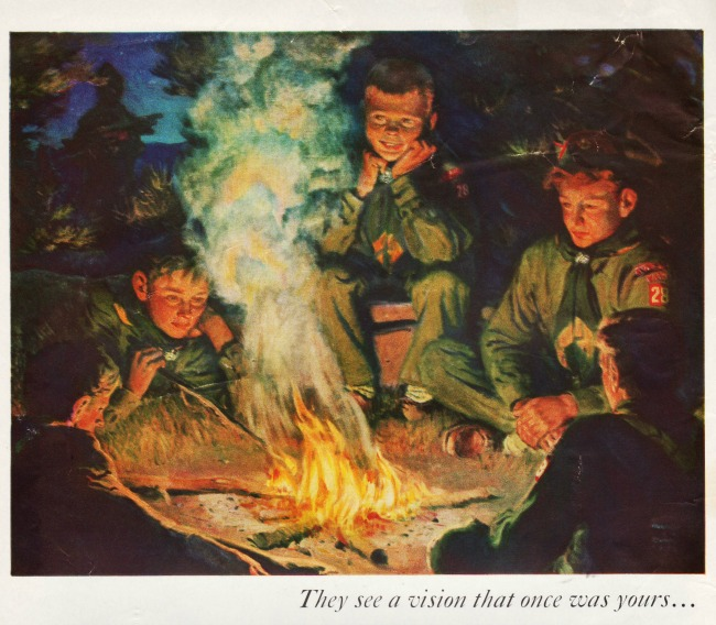 Boy Scouts Morally Straight…and Gay | Envisioning The ...