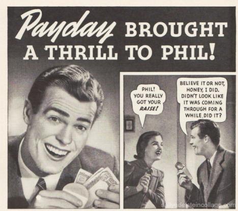 Vintage Ad Colgate Dental Creme 1940