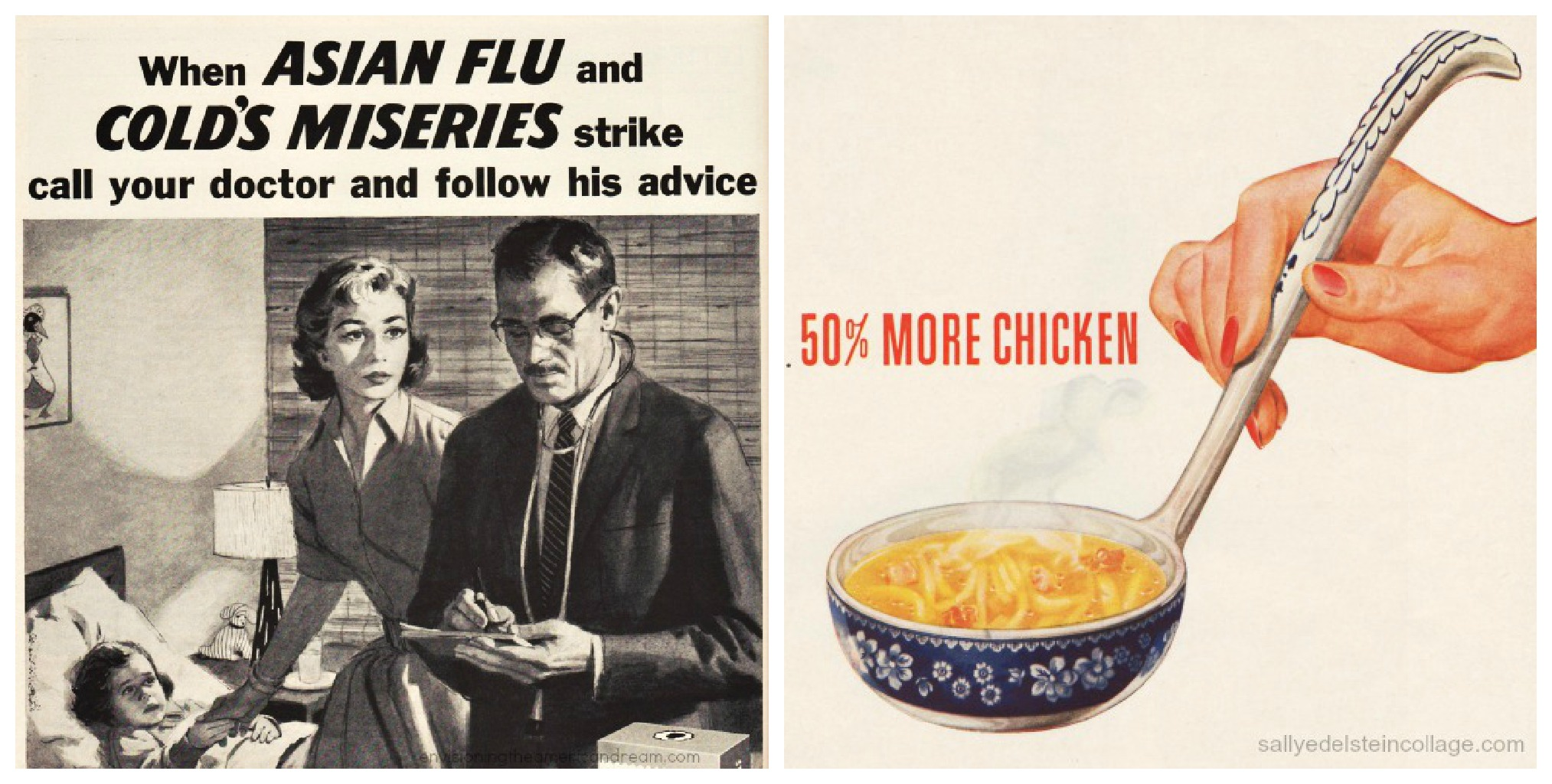 Memories Of The Mid Century Flu Outbreak Envisioning The