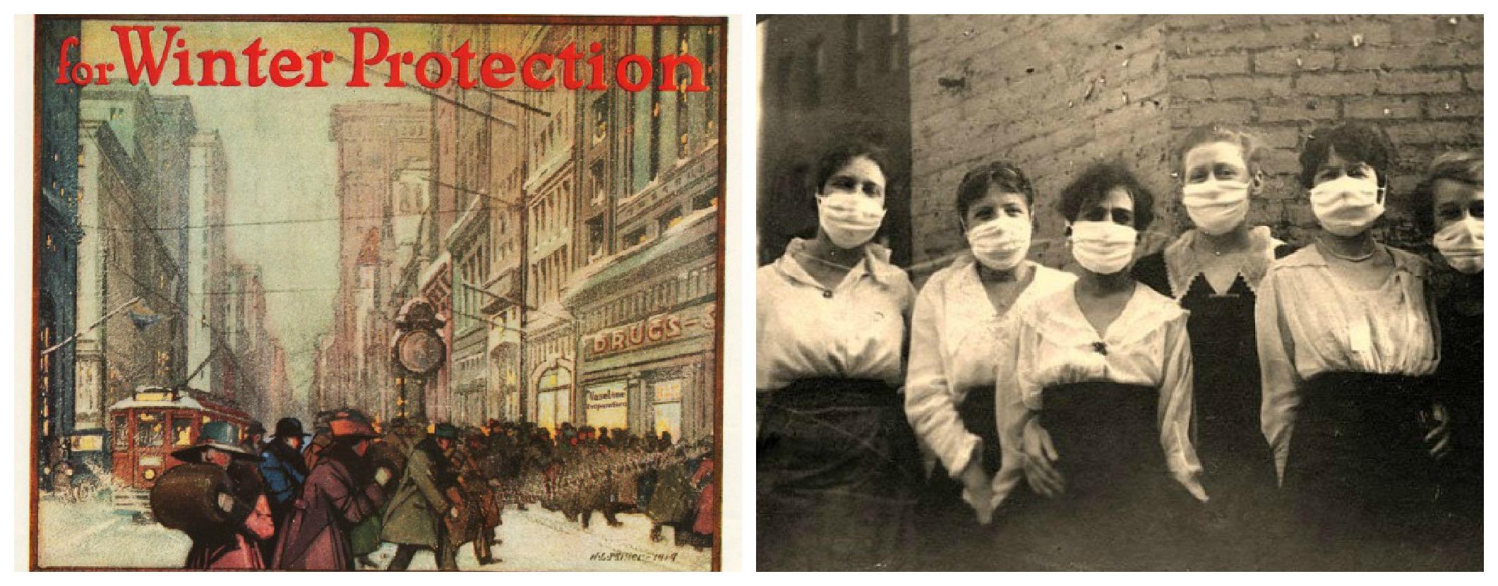 health flu 1918 winter