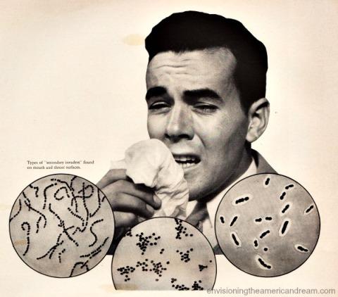 health listerine vintage ad 1940s