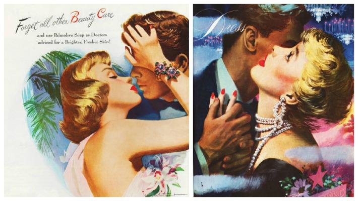 vintage illustration jon whitcomb