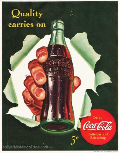 coke ad 1942