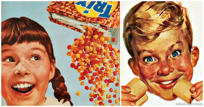 sugar kids 1950s