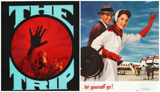 1960 trip travel ad vintage
