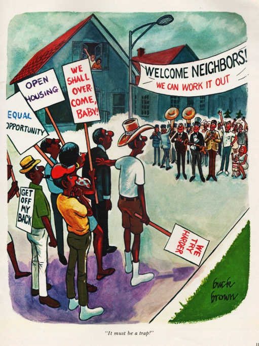 1967 cartoon playboy civil rights