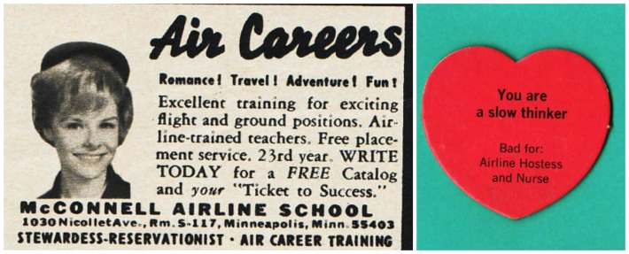 career airline slow thinker