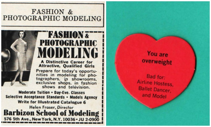 career modeling overweight