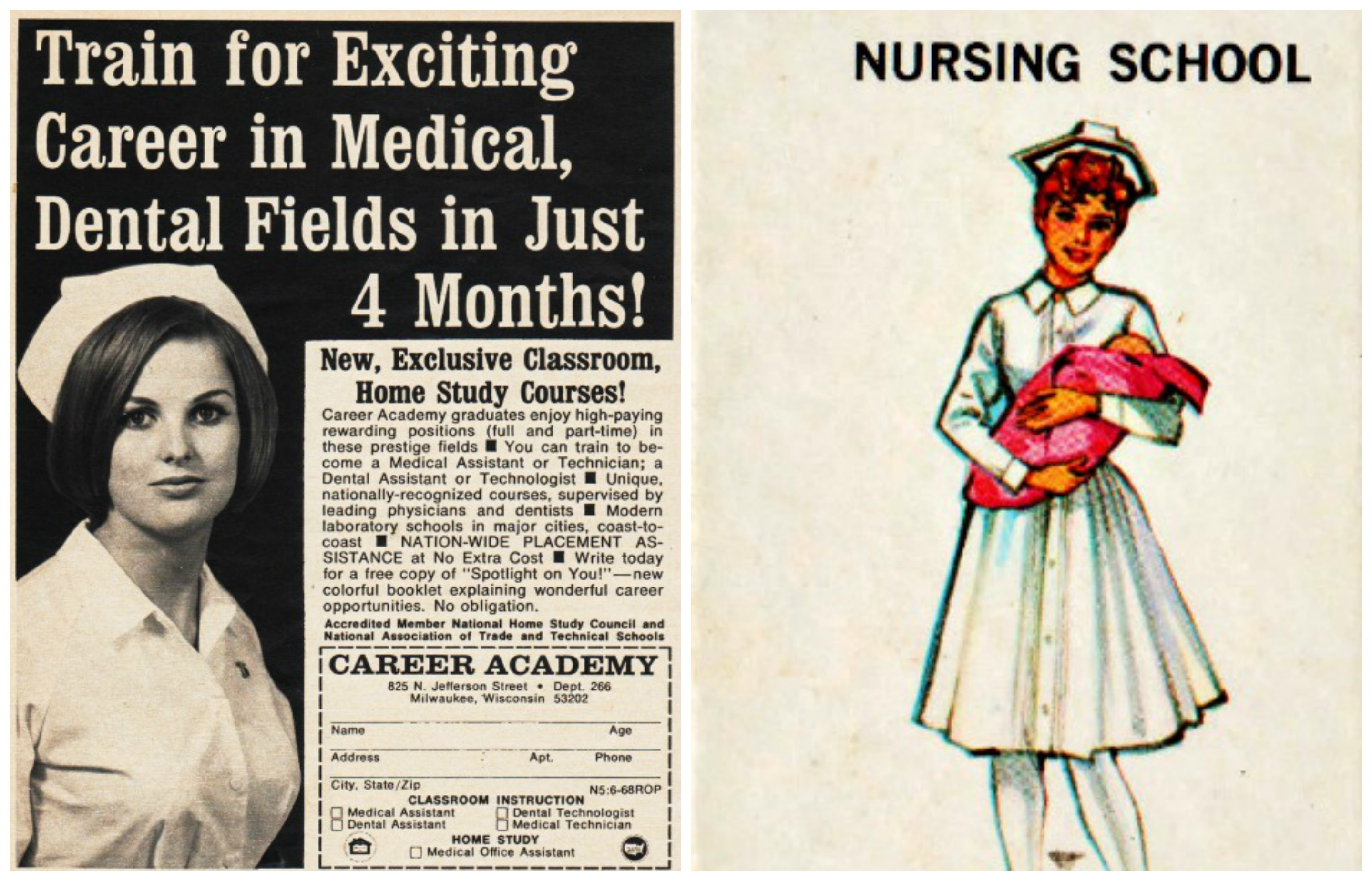 girls games career guidance envisioning the american dream careers nursing