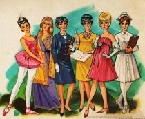 illustration career choices 1960s