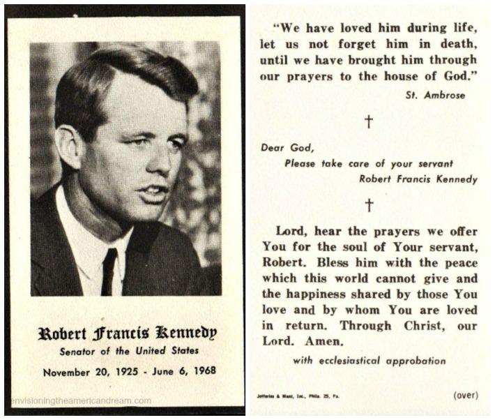 Kennedy RFK Memorial