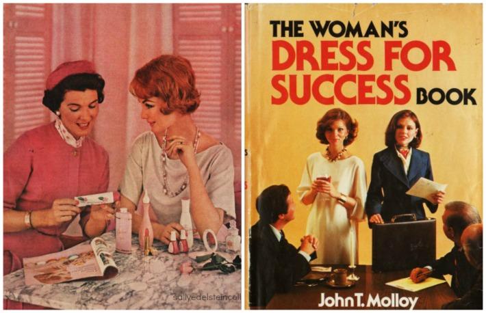 vintage ad Avon working women 1970s