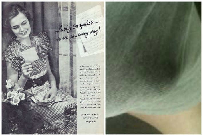 camera kodak vintage ad 1930s anthony weiner crotch
