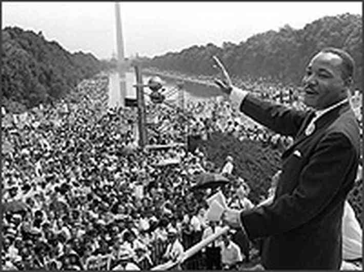 march on washington 1962 MLK