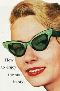 sunglasses ray bans 1960