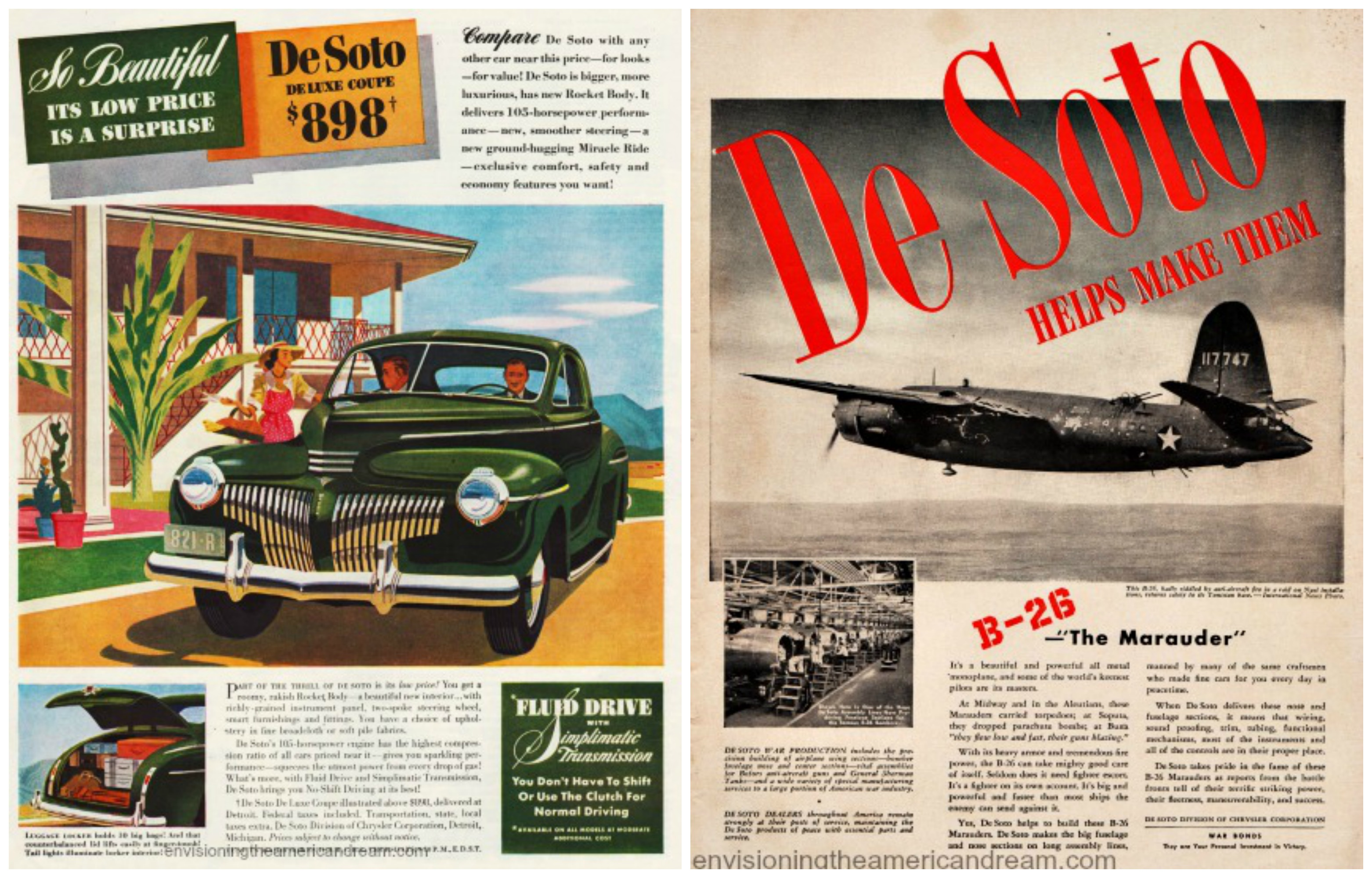 How Detroit Won WWII   Envisioning The American Dream