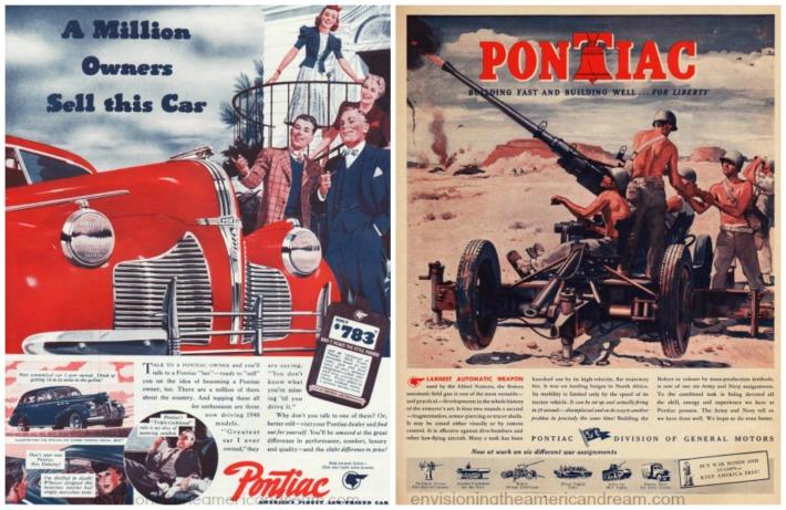 WWII Pontiac 1940 1943