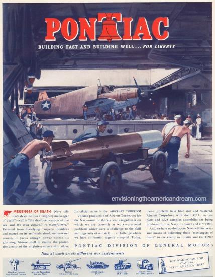 WWII Pontiac 43