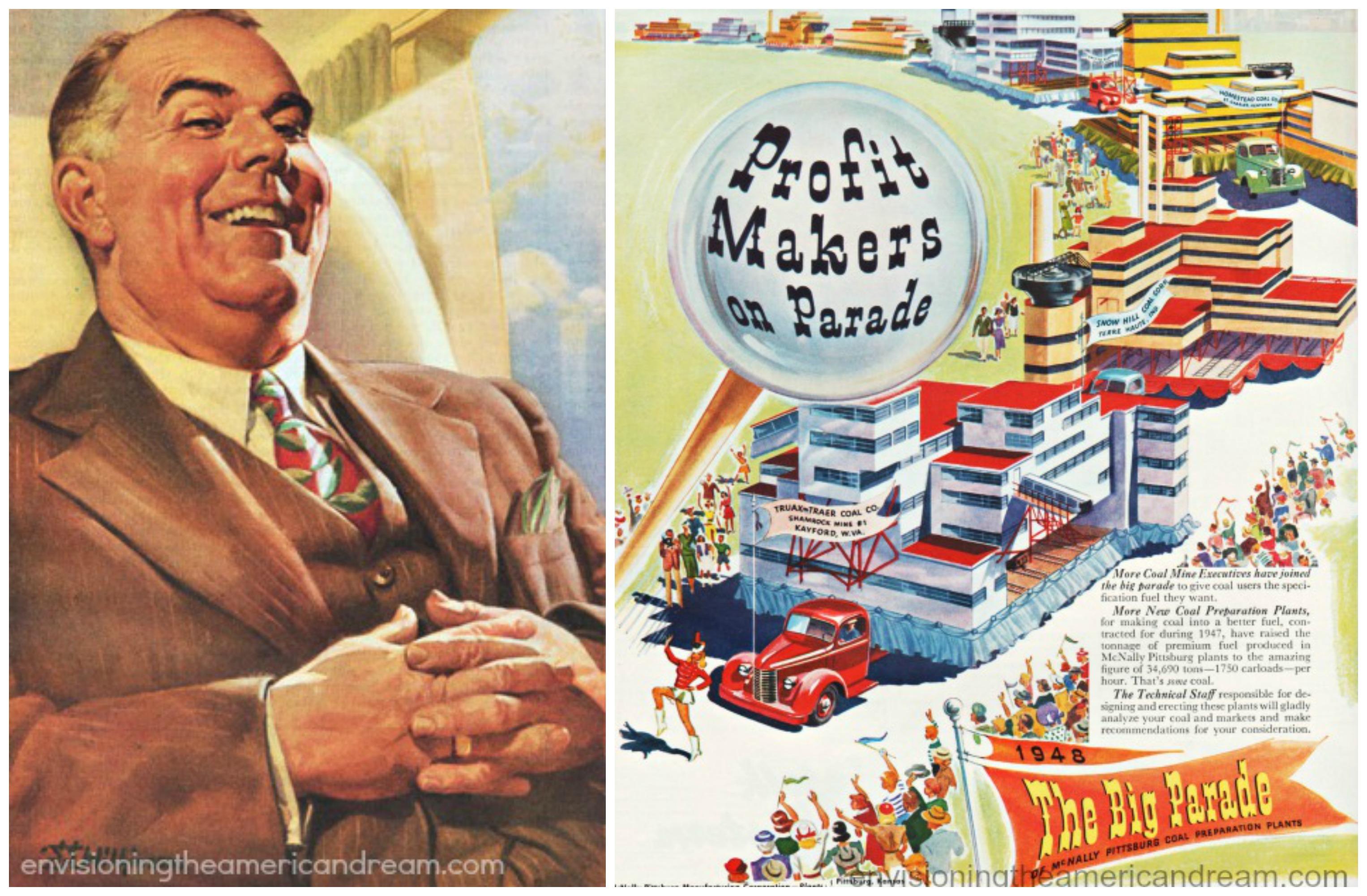American dream economy essay