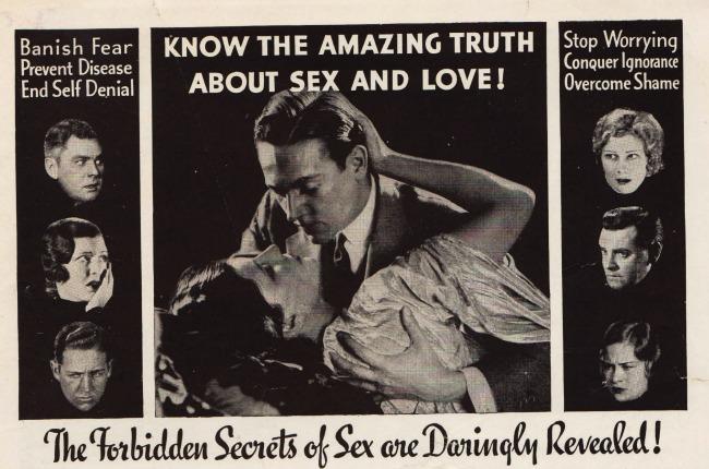 Vintage Sex In Marriage