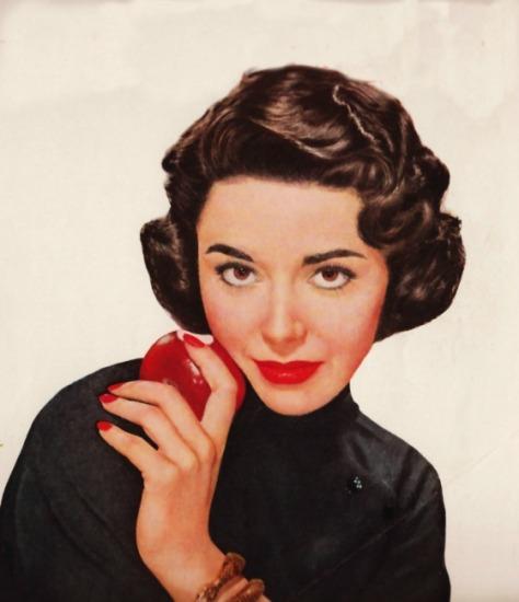 vintage woman