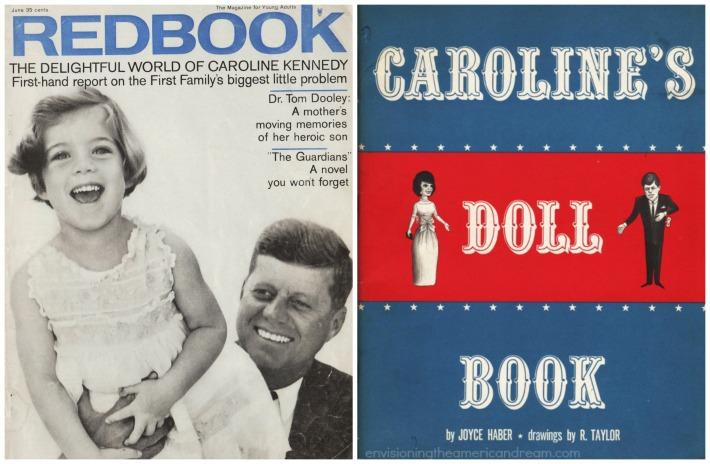 Caroline Kennedy 1961 JFK