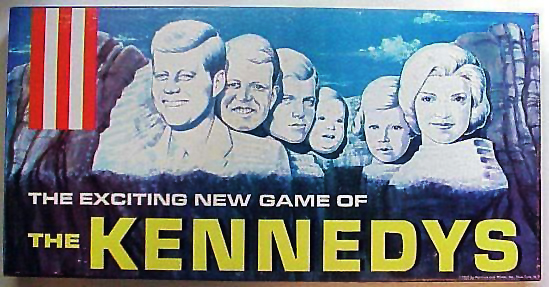 kennedy board game