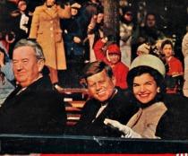 JFK Inauguration 1961