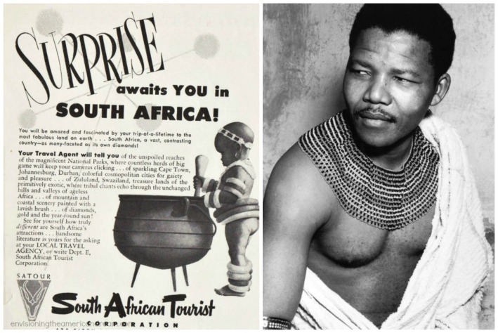 Travel South Africa Nelson Mandela 1950s