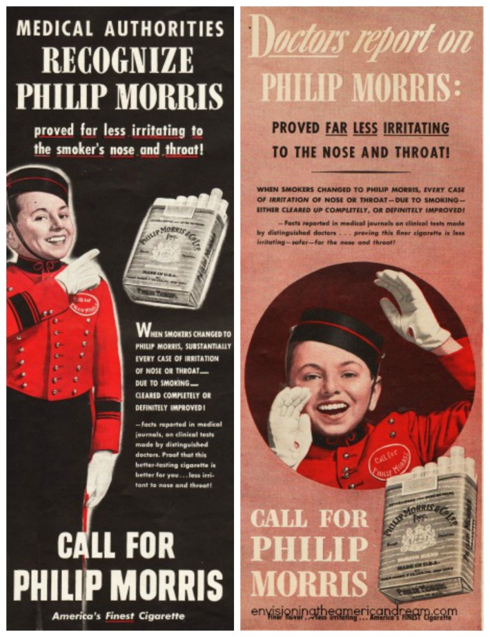 smoking philip Moris drs