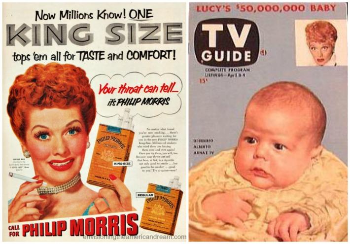 smoking philip Morris Lucy Baby