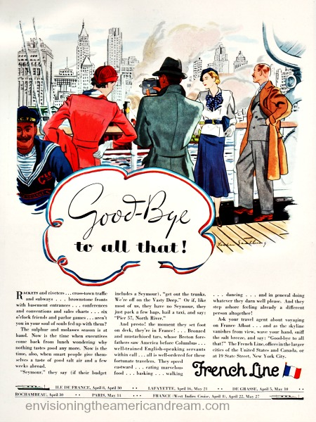 advertising – Envisioning The American Dream